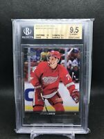 BGS 9.5 Gem Mint W/ 10 DYLAN LARKIN 2015/16 UD Upper Deck YOUNG GUNS RC