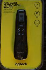 Logitech R700 Presentation Remote Laser- Presenter