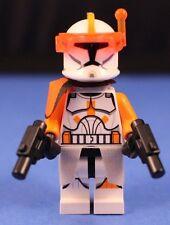 LEGO® STAR WARS™ Deluxe Commander Cody™ Custom Minifigure + 2 Blasters & Visor!