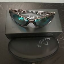 8d11334b95f NIB Callaway Polarized P2X Lens Technology Ladies Sunglasses Sporty Golf  Gift!