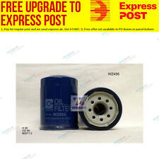 Wesfil Oil Filter WZ456 fits Mitsubishi Magna 3.0 (TJ),3.0 i (TE),3.5 (TH),3.