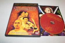 Crouching Tiger, Hidden Dragon (Dvd 2000) Chow Yun-Fat, Michelle Yeoh, Ziyi Zhan