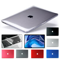 "For MacBook Air PRO 13''/15"" Touch Bar Hard Shell Case Keyboard Cover LCD Screen"