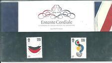 wbc. - GB - PRESENTATION PACK - 2004 - CENTENARY - ENTENTE CORDIALE