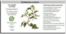 Houttuynia cordata Kapseln (houttuynia thunb.)