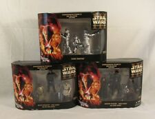 Star Wars Episode III Commemorative DVD Collection Sets 1 & 2 & 3 Complete
