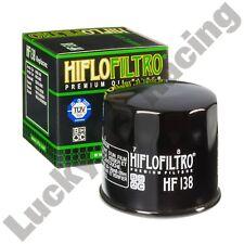 Hiflo Filtro HF138 oil filter to fit Kawasaki KLV 1000 A 04 05 06