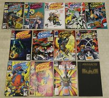GHOST RIDER BLAZE SPIRITS OF VENGEANCE (1992) Set # 1 - 13   NM (Marvel Comics)