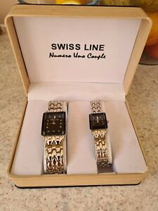 Swiss Line Watches Set