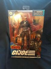 GI Joe Classified Series Major Bludd Action Figure Special Missions Cobra Island