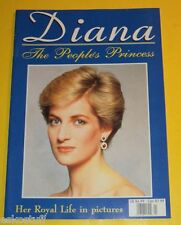 Princess Diana – The People's Princess 1997 LCD Magazine Great Pictures See!