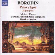 Theodore Kuchar, A. Borodin - Prince Igor [New CD] Highlights