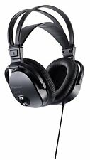 Pioneer Japan Dynamic Stereo Headphone with powerful bass SE-M521 Black