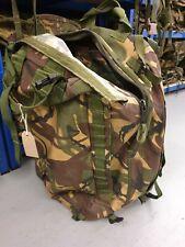 British Army Dpm Other Arms Bergen 60 Litre Camo Rucksack Daysack Hiking Uk