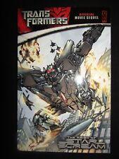 Transformers Reign of Starscream Official Movie Sequel
