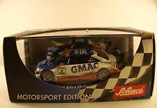 Schuco Motorsport 04889 Opel Astra V8 Alain Menu 2003 neuf en boite 1/43