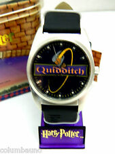 Harry Potter Brand New Quidditch Watch New 2001 Collectable Tin Warner Brothers