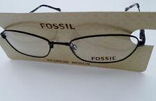 FOSSIL GLASSES FRAME Newberry Black of1237001