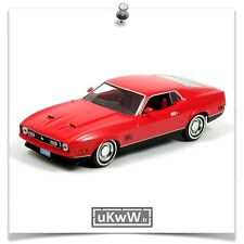 Minichamps 1/43 - Ford Mustang Mach 1 1971 James Bond rouge