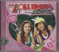 DIE LOLLIPOPS / ZUSAMMEN SIND WIR DOPPELT STARK * NEW CD * NEU *