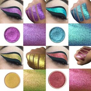 Eyeshadow Makeup Powder Pigment Loose Nail Mermaid Dust Glitter Blue Red Gold