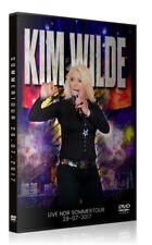 Kim Wilde - Live Sommertour 2017 - Pro-Shot Rare Media DVD