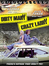 Dirty Mary Crazy Larry (DVD, 2005)