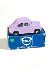 Corgi Fina 7.5cm Long Model Car CRG05 Morris Minor Lilac MIB Mint & NEW