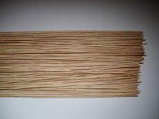 50 Holzleisten Birke 800 x 2 x 0,6 mm