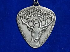 PORTE-CLES / Key ring - AIVLYS - CERF / Deer - TRES JOLI / Very nice ! TOP+++ !