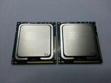 Matched pair of Intel Xeon X5690 3.46GHz Six Core SLBVX Processor w/Grease