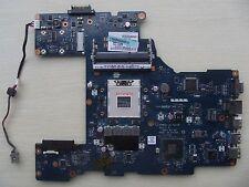 For Toshiba Satellite K000128610 Intel HM65 Motherboard P775 P775-S7100 LA-7212P