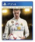 FIFA 18 Playstation 4 Ronaldo Edition PREORDER SHIPS 09/28/17 PS4