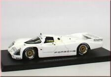 Schuppan Porsche 962c 962 C Spark 1:43 - minicar fan Special model-le 962 PCs.