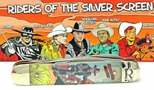 Hopalong Cassidy Silver Screen  Cowboy Series Knife ~ Rough Rider