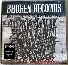 Broken Records Until the Earth Begins to Part 2009 4AD #CAD2921 INDIE ROCK SS LP