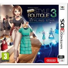 Nintendo 3ds Presents Style Boutique 3 - Styling Star