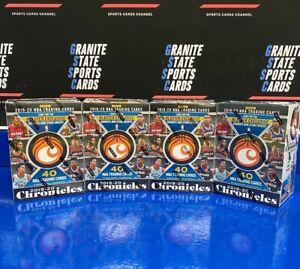 MEMPHIS GRIZZLIES BASKETBALL 2019-20 CHRONICLES 4 BLASTER BOX BREAK NBA #446