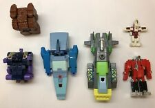 Transformers G1 robot figure lot x6 Blurr Springer Blot Micromaster and MORE!