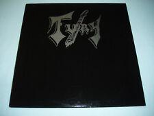 "FURY s/t 12"" vinyl EP album LP NWOBHM Private Press Ohio US Metal hard rock"
