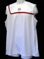 NEW Nike LeBron Basketball Vest Shirt Jersey White M