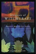 Elements of Witchcraft Book ~ Wiccan Pagan Supply