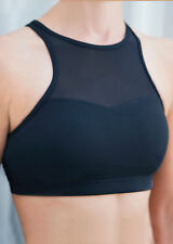 Womens Lorna Jane Activewear Monroe Sports Bra Black M