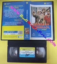 VHS film FEBBRE DA CAVALLO Gigi Proietti Enrico Montesano FEDERAL (F98) no dvd