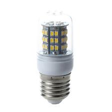 E27 3,5W Lampadina Lampada 48 LED 3528 SMD Bianco Caldo AC 220V J6P0