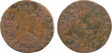 Charleville, Charles Ier de Gonzague, double tournois, 1634 - 12