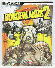Borderlands 2 Official Strategy Guide Bradygames Multiplatform BRAND NEW