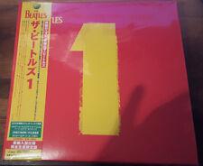 The Beatles - 1/ONE Japon 2 vinyle 2lp 2015 Remaster OBI Vinyle NEW SEALED RARE