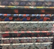 Hardy'sTextile100%Silk Chiffon Digital Print DIY Dress Scarf Skirt Top ShirtPant