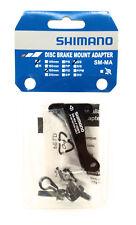 Shimano F180S/SA Disc Brake Adaptor for 180mm Rotor, 51mm Caliper, 51mm Fork